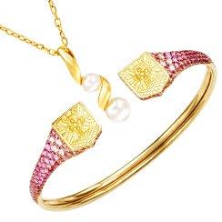 Sparkle & Shine! Platinum & Gold ft. Gucci, Chaumet, Dior & More
