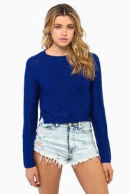 Kandy Crop Sweater 39