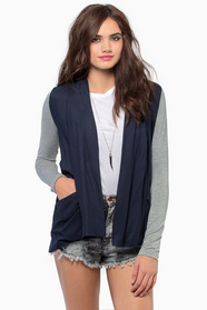 Allison Tucker Cardigan 40