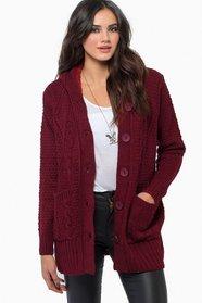 Rina Knit Cardigan 50