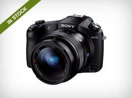 Sony Cyber-shot DSC-RX10 Digital Camera