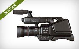 Panasonic AG-AC8 AVCCAM HD Shoulder Mount Camera