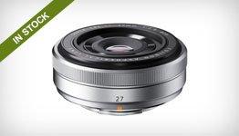 Fujifilm 27mm f/2.8 XF LENS