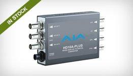 AJA Multi-Format Mini-Converters