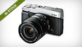 Fujifilm X-E2 Mirrorless Digital Camera with 18-55mm Lens