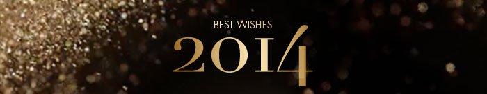 BEST WISHES 2014