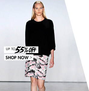 TIBI. UP TO 55% OFF. SHOP NOW
