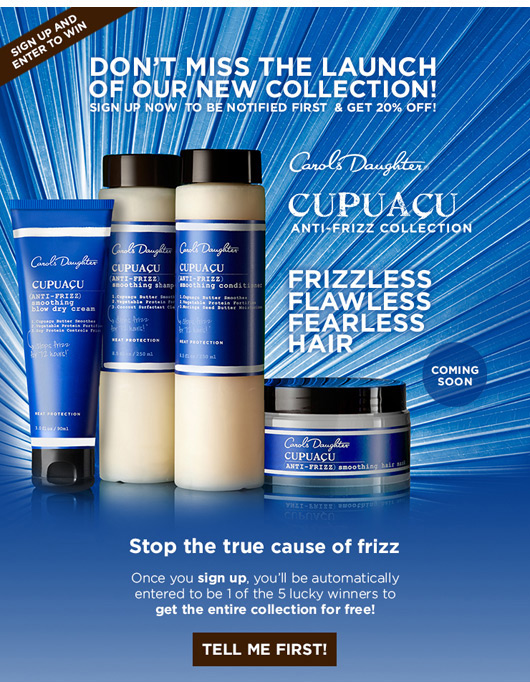Sign up to be first for New Cupaucu