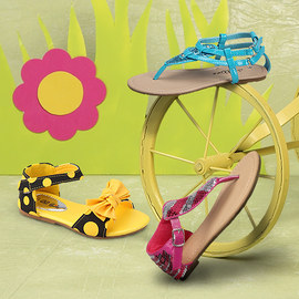 Sole Mate: Girls' Sandals