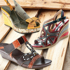 Sunny Steps: Women's Sandals