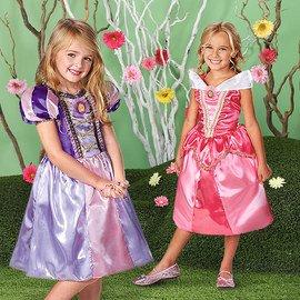 Princess Perfections: Girls' Dress-Up
