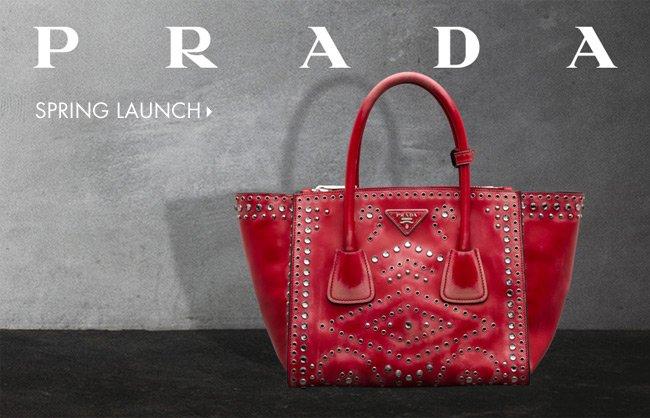 Prada Spring Launch