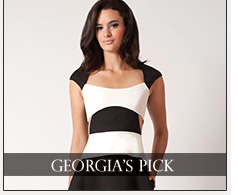 Georgia's Pick