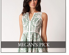 Megan's Pick