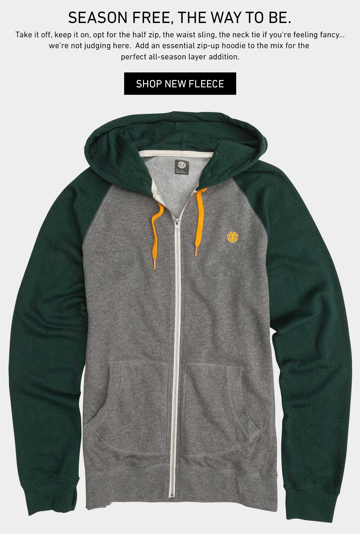 Shop New All-Season Fleece