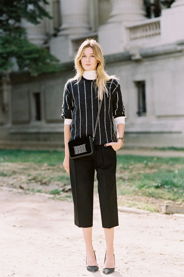 Pining For Pinstripes