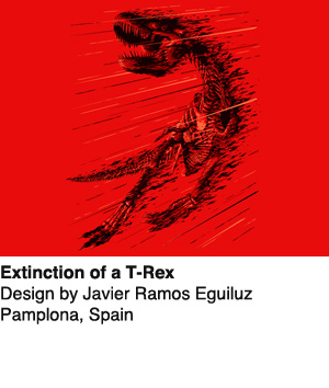 Extinction of a T-Rex