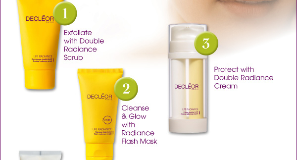 Exfoliate, Cleanse, Protect