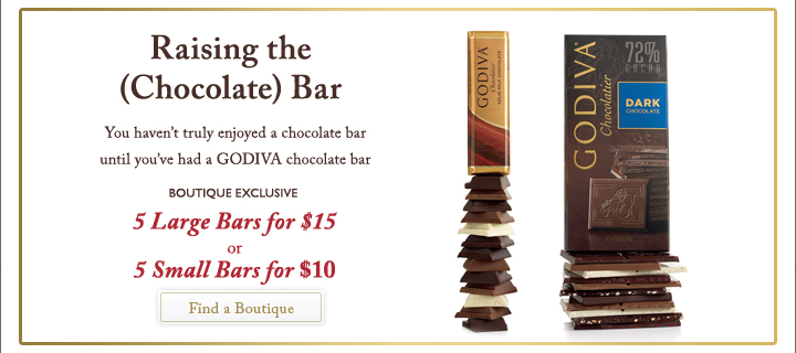 Raising the (Chocolate) Bar | Find a Boutique