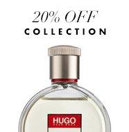 20% Off Designer Fragrance Collection