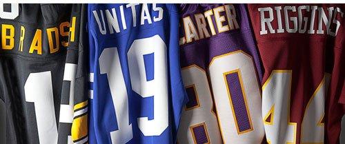 NFL Jerseys - Authentic. Premium. Lendary.
