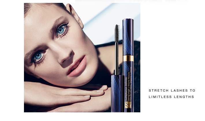 STRETCH LASHES T O LIMITLESS LENGTHS