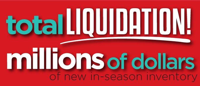 Total Liquidation
