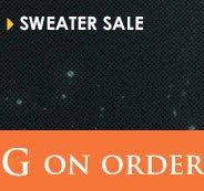 SHOP Sweater SALE