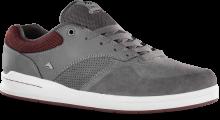 The Heritic, Dark Grey Grey Red