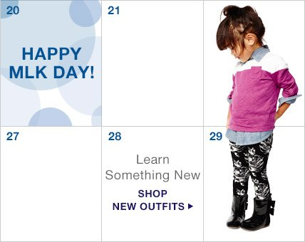 HAPPY MLK DAY! | Learn Something New | SHOP NEW OUTFITS