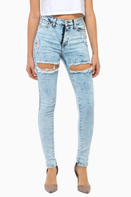 Knee-Deep Skinny Jeans 60