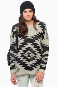 Finding My Tribal Sweater 40