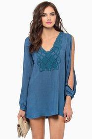 Nena Crochet Dress 37