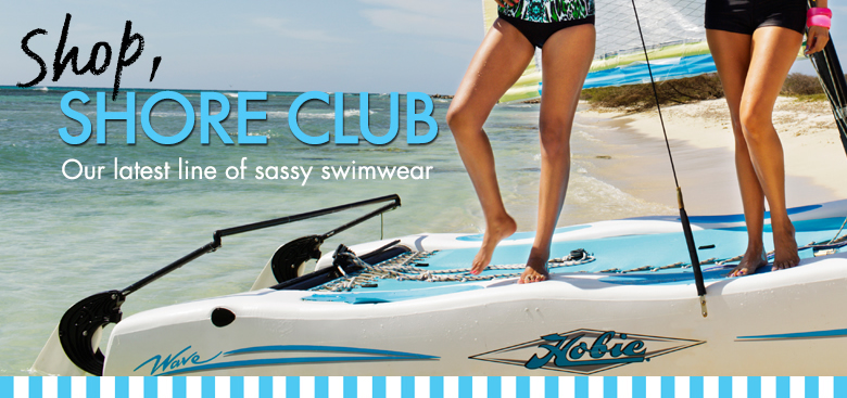 Shore Club - Our Latest line of Sassy Swimwear