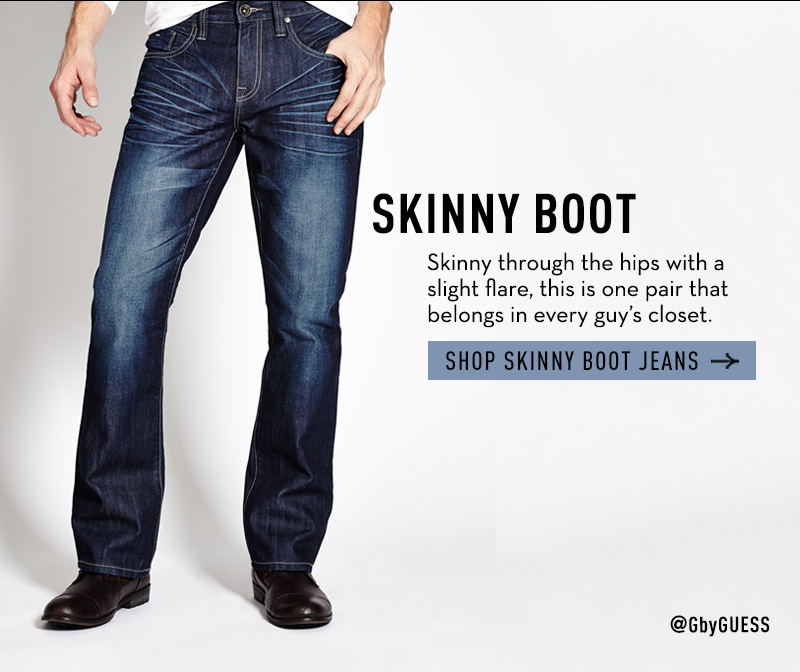 SHOP SKINNY BOOT