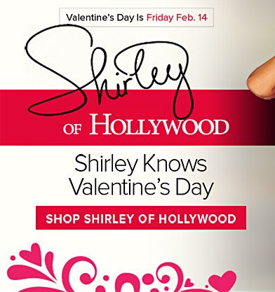 Shirley Knows Valentine's Day