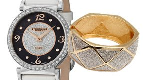 It's Time for White Watches and Jewelry