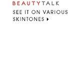 See on various skintones