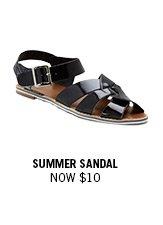 Summer Sandal now $10