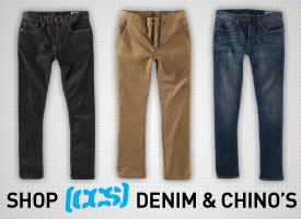 Shop CCS Denim + Chino's