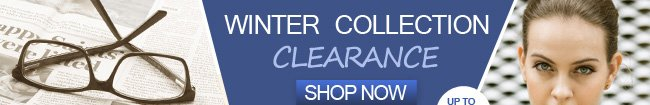 2014 Winter Collection Clearance