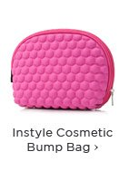 Instyle Cosmetic Bump Bag