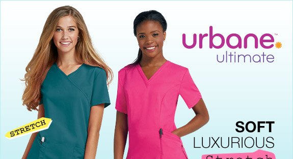 New colors of Urbane Ultimate with stretch!