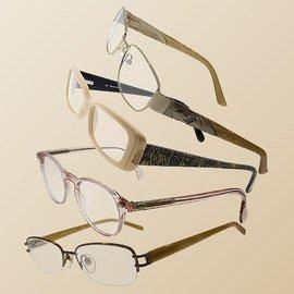 Looking Sharp: Women's Eyeglasses