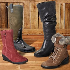 Tread With Style: Women's Boots