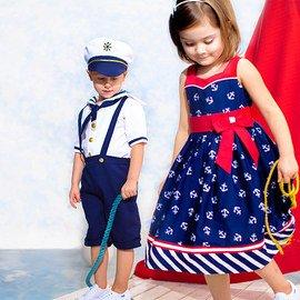 A Nautical Life: Kids' Apparel