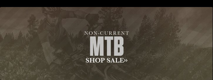Non-Current MTB | Shop Sale