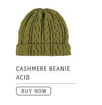 Cashmere Beanie Acid
