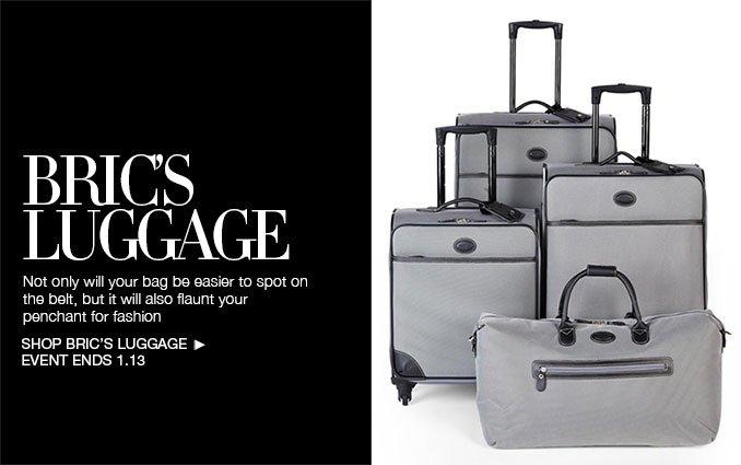 Shop Brics Luggage
