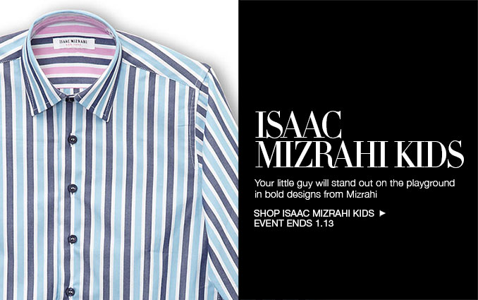 Shop Isaac Mizrahi - Boys
